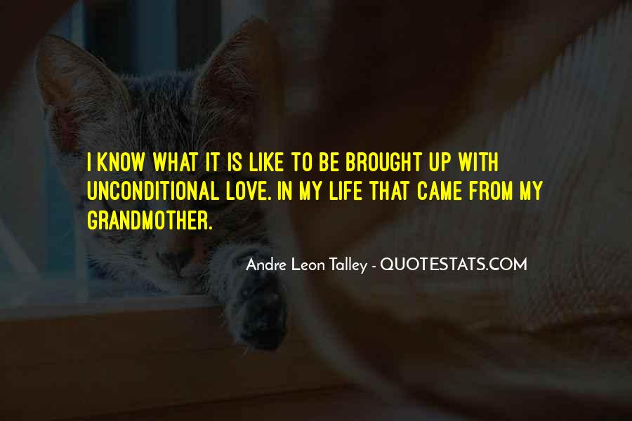 Quotes About Life It Is What It Is #34840