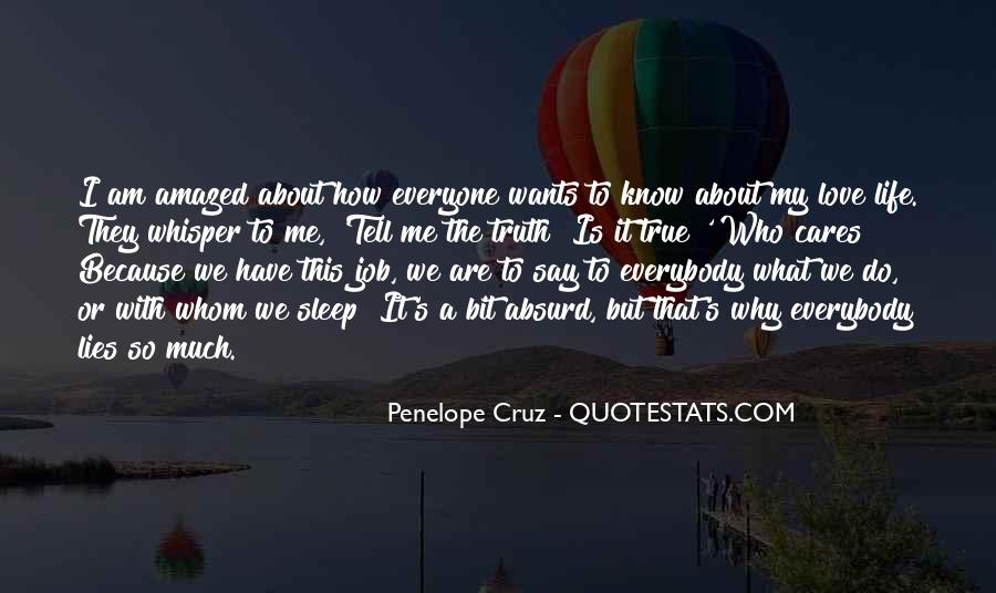 Quotes About Life It Is What It Is #41715