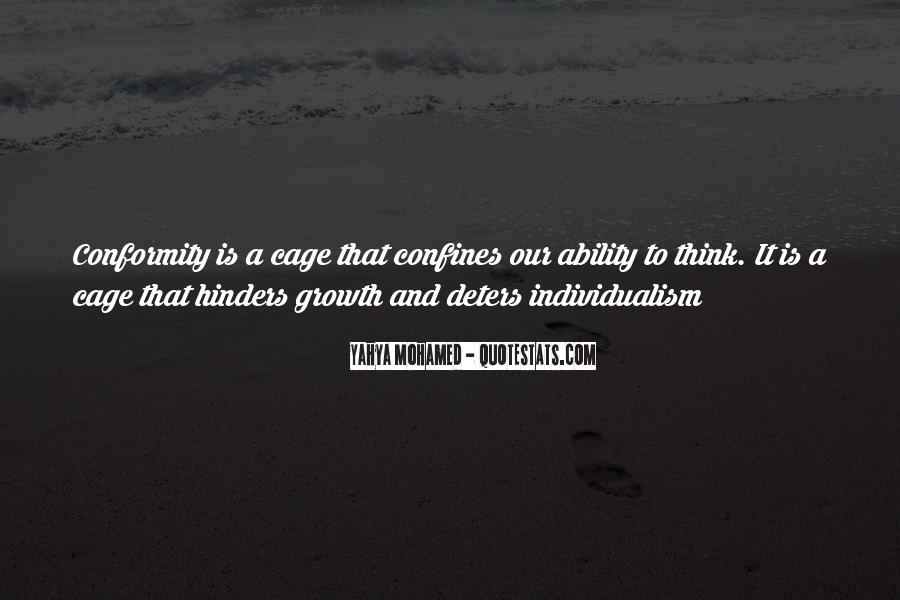 Quotes About Growth And Life #100802