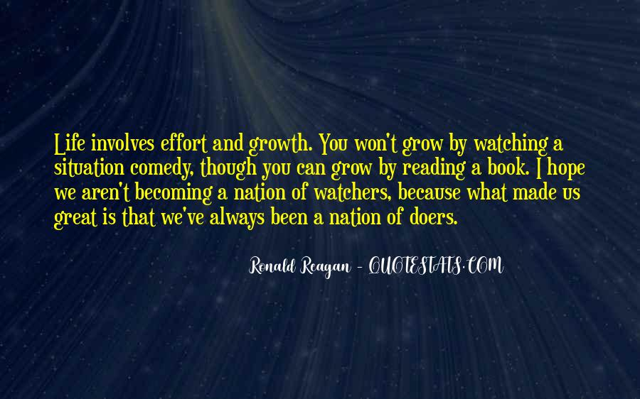 Quotes About Growth And Life #20485