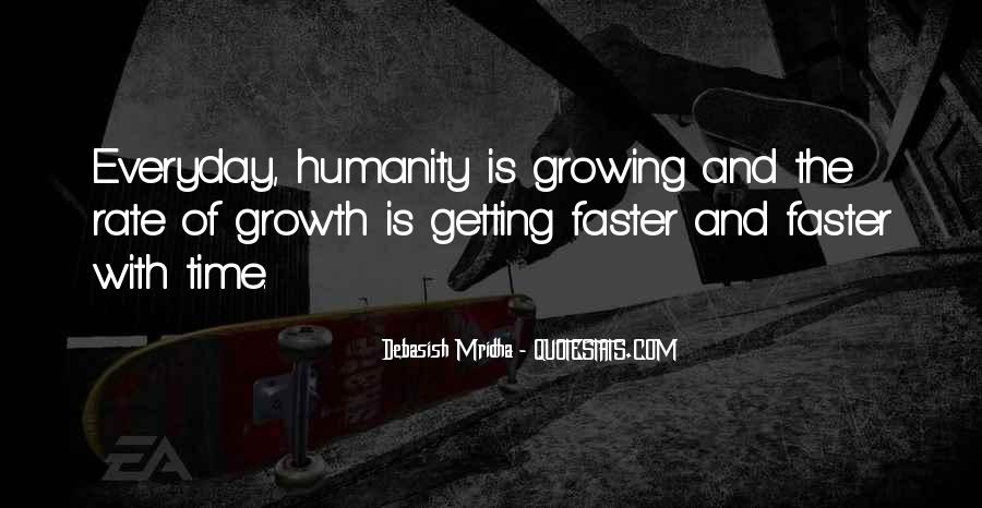 Quotes About Growth And Life #209568