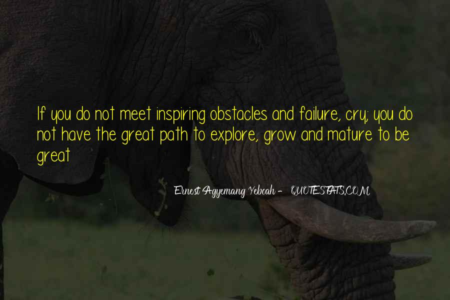 Quotes About Growth And Life #261297