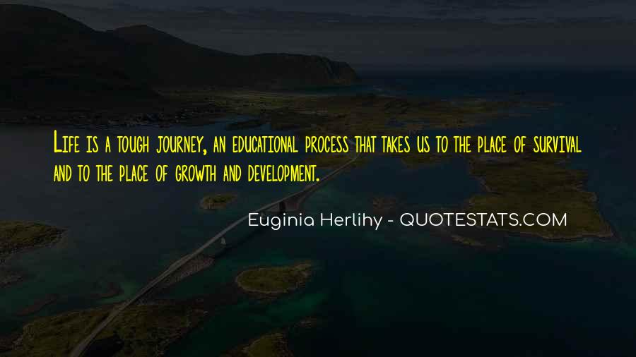 Quotes About Growth And Life #263569