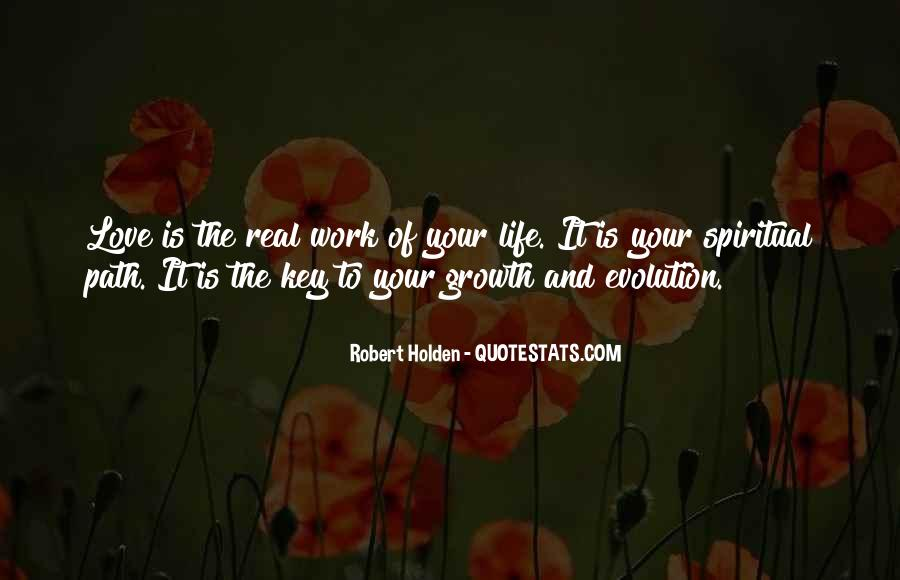 Quotes About Growth And Life #277112
