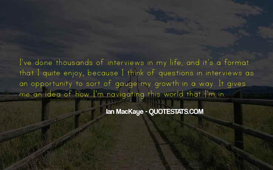 Quotes About Growth And Life #46625