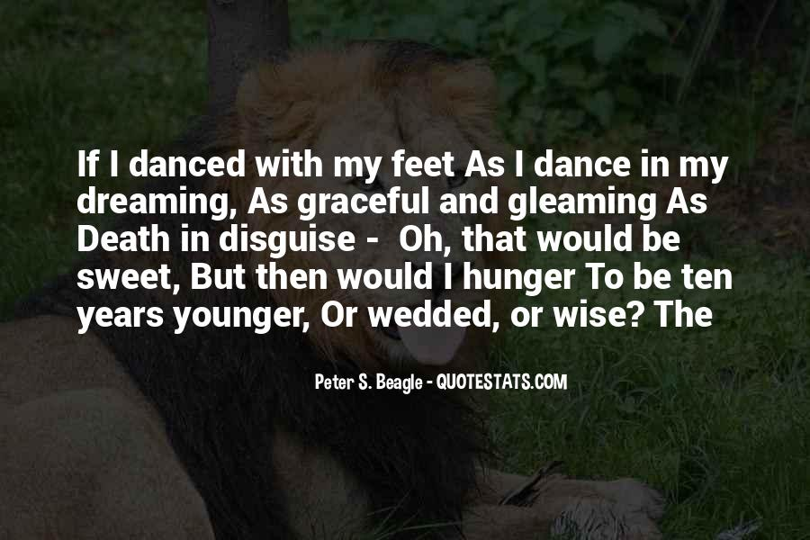 Quotes About Feet And Dance #1520203