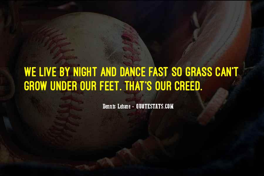 Quotes About Feet And Dance #1557076