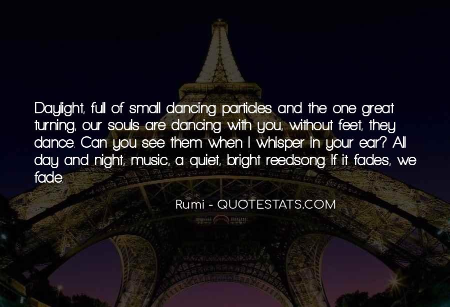 Quotes About Feet And Dance #645833