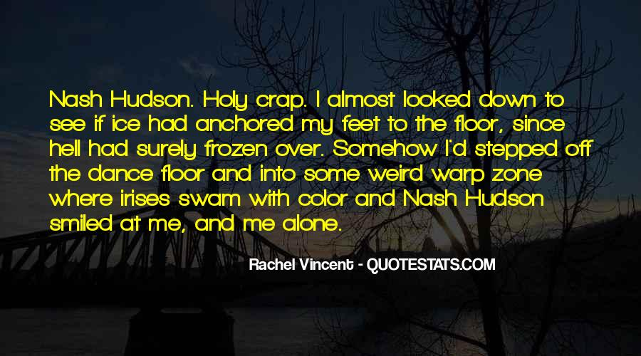 Quotes About Feet And Dance #686886