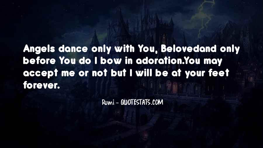 Quotes About Feet And Dance #784559