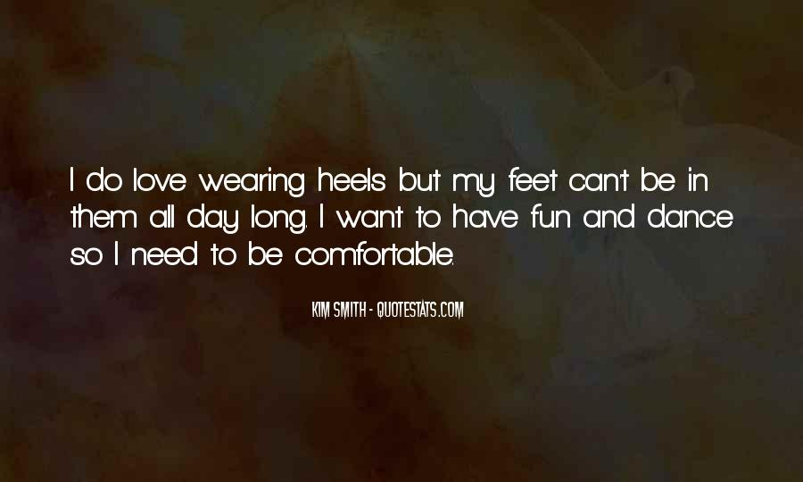 Quotes About Feet And Dance #814005