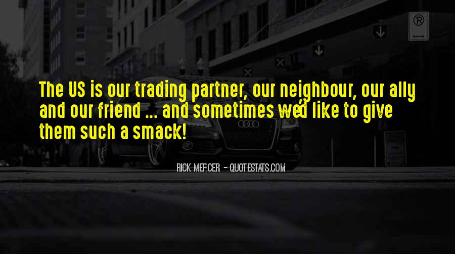 Quotes About Trading #132121