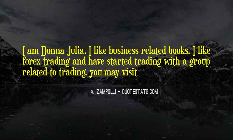 Quotes About Trading #199397
