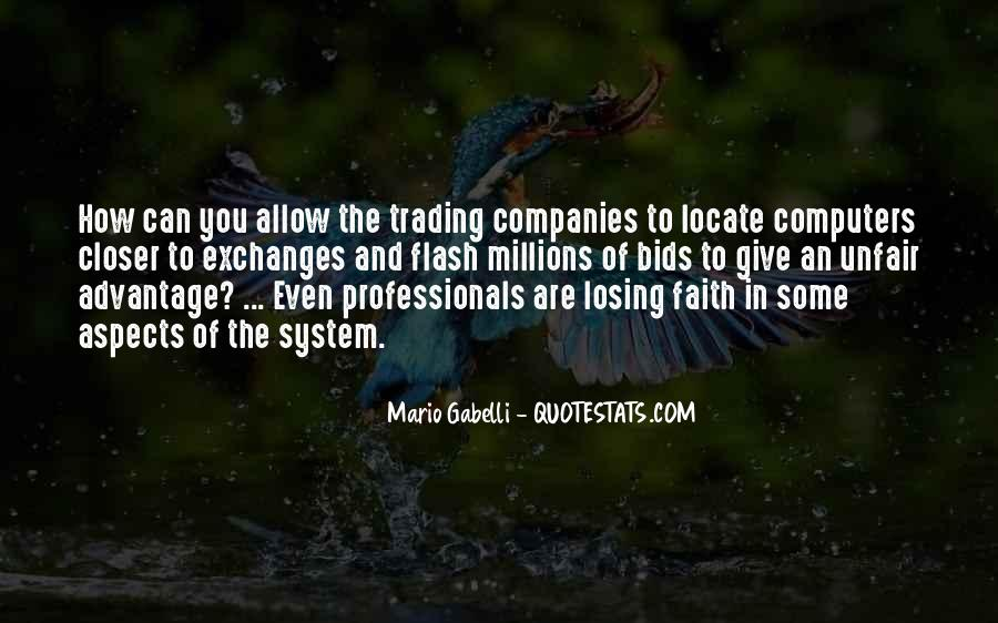 Quotes About Trading #207208