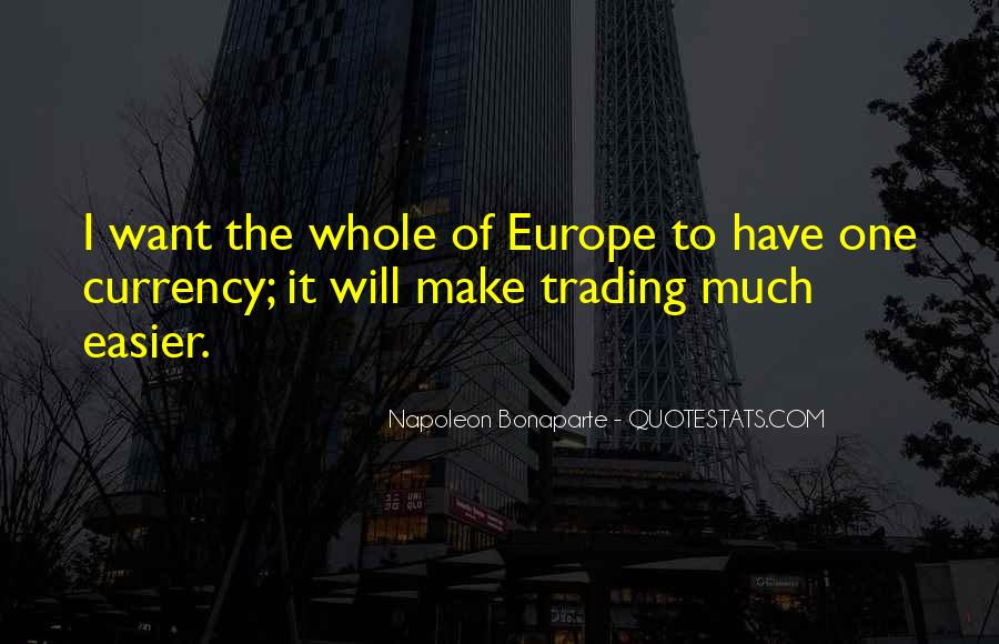 Quotes About Trading #224401