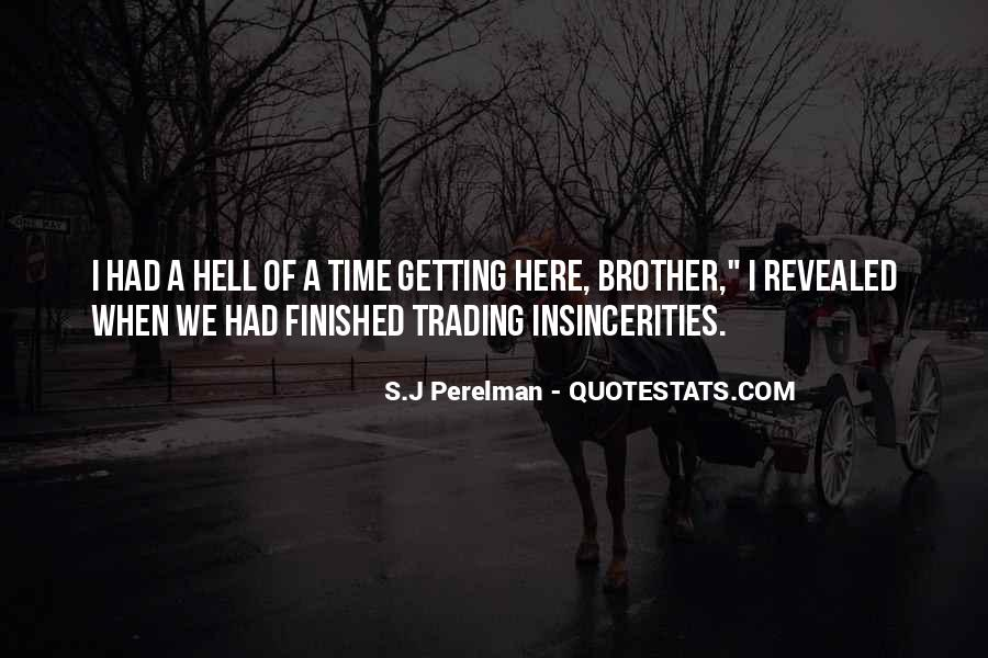 Quotes About Trading #239958