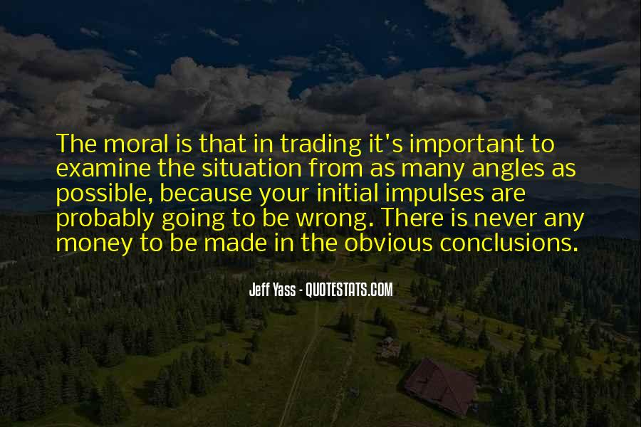 Quotes About Trading #249803