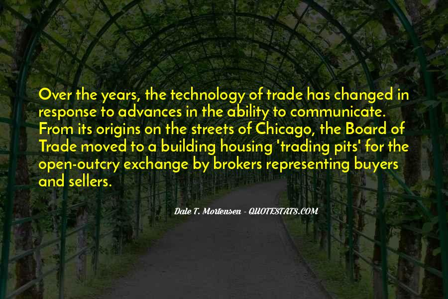 Quotes About Trading #278105