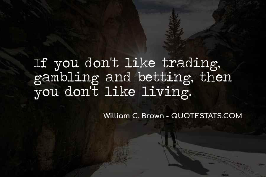 Quotes About Trading #281366
