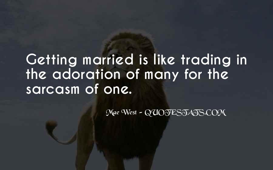 Quotes About Trading #283022