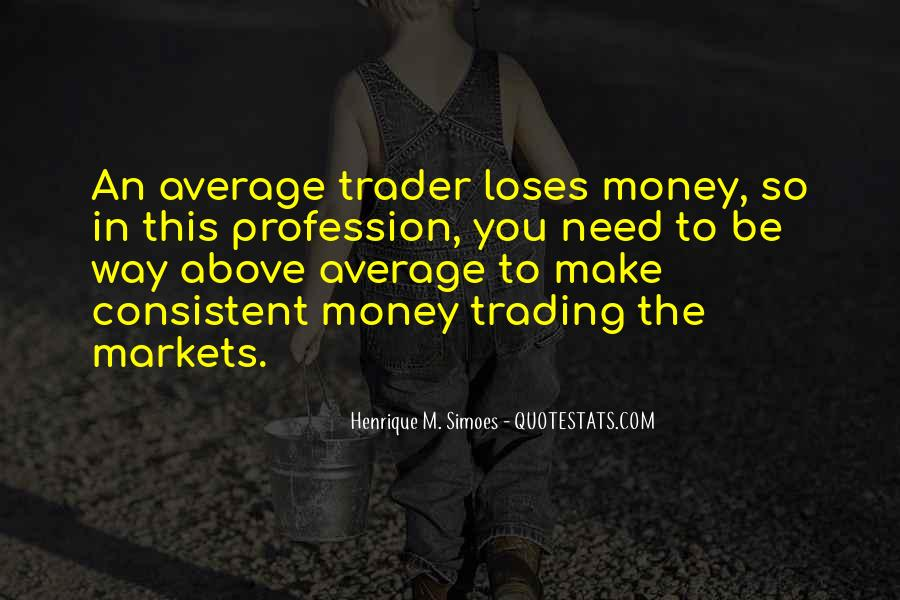 Quotes About Trading #72267