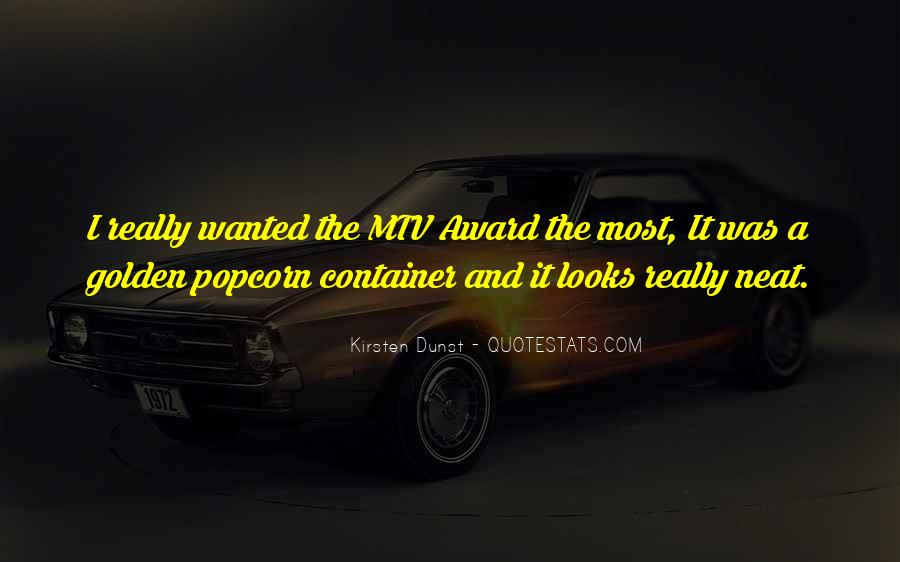 Quotes About Popcorn #152786