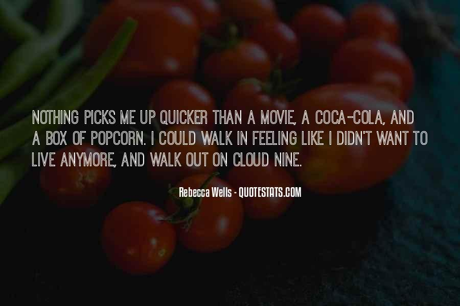 Quotes About Popcorn #162151