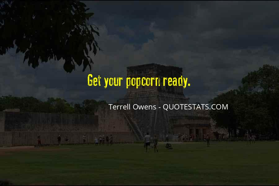 Quotes About Popcorn #202910