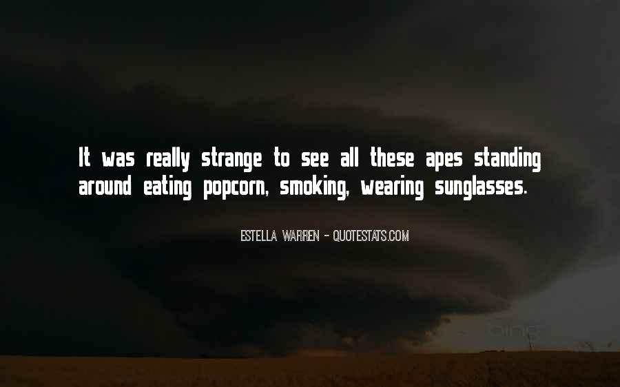 Quotes About Popcorn #208425