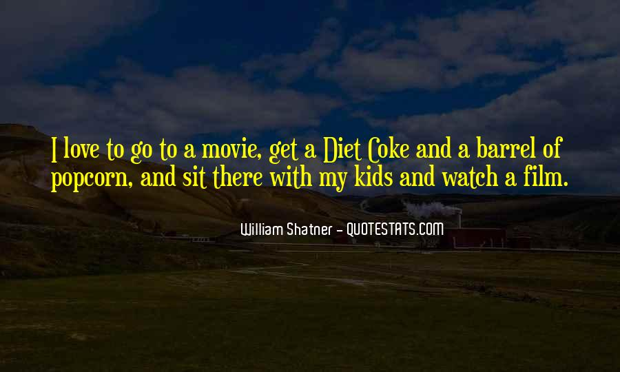 Quotes About Popcorn #214630