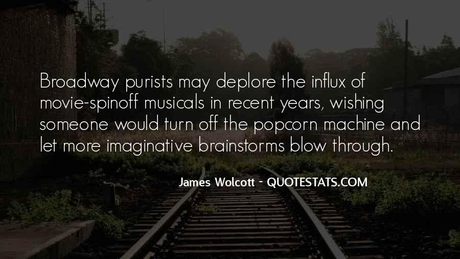 Quotes About Popcorn #234285