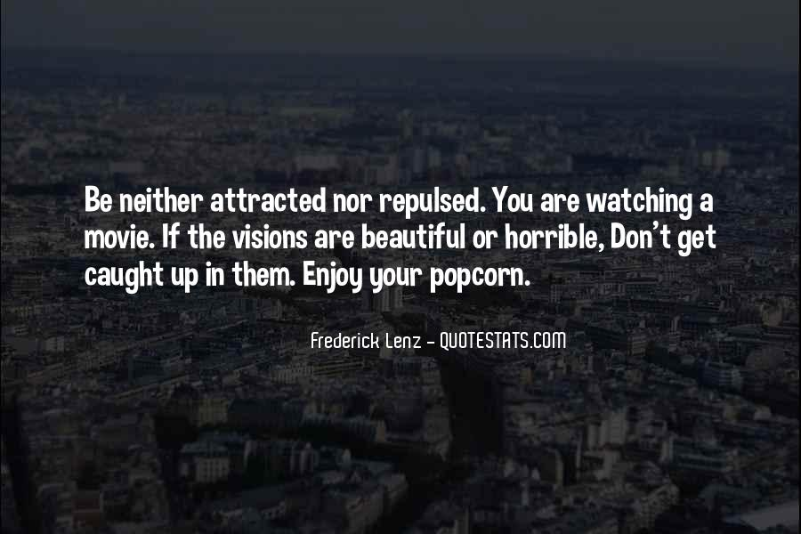Quotes About Popcorn #276949