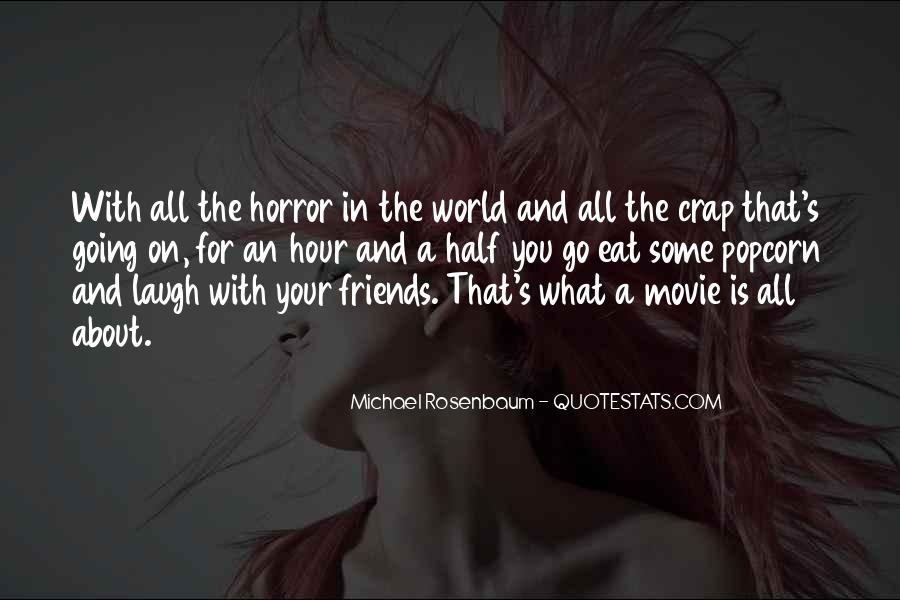Quotes About Popcorn #296317