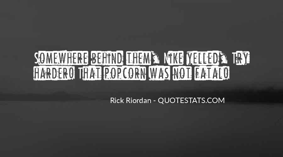 Quotes About Popcorn #345389