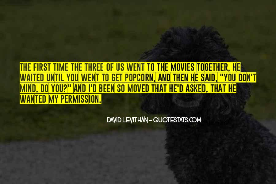Quotes About Popcorn #372838