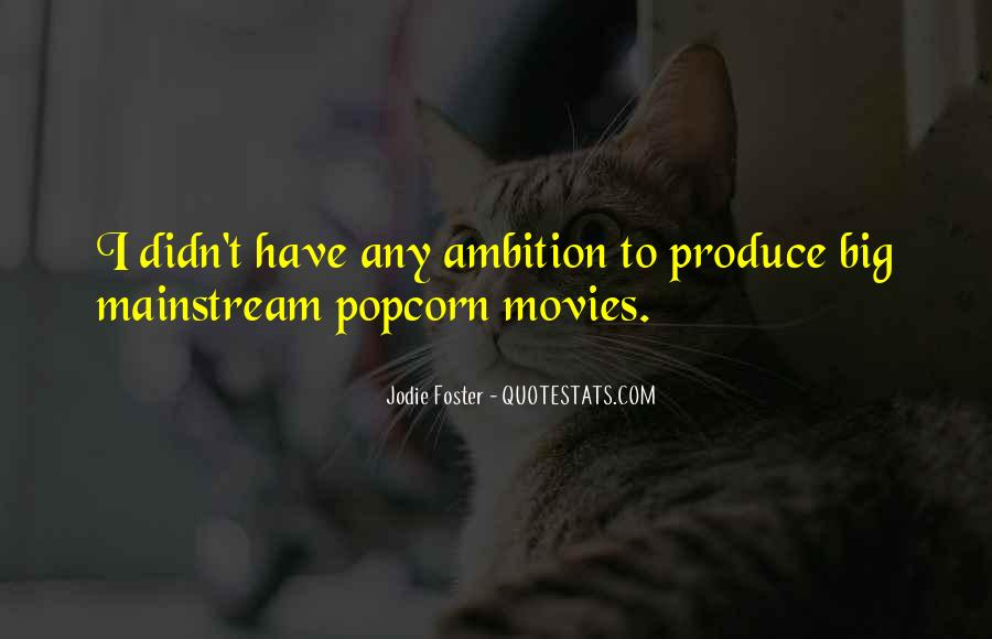 Quotes About Popcorn #423112