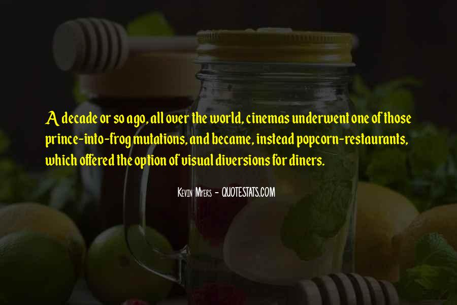 Quotes About Popcorn #546288