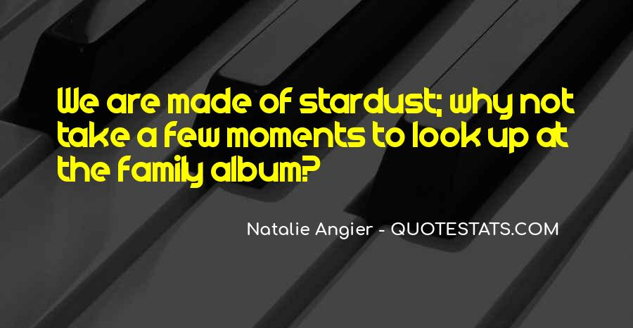 Quotes About Moments With Family #1023607