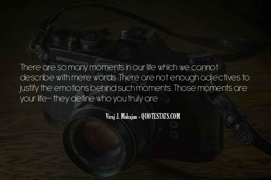 Quotes About Moments With Family #1498754