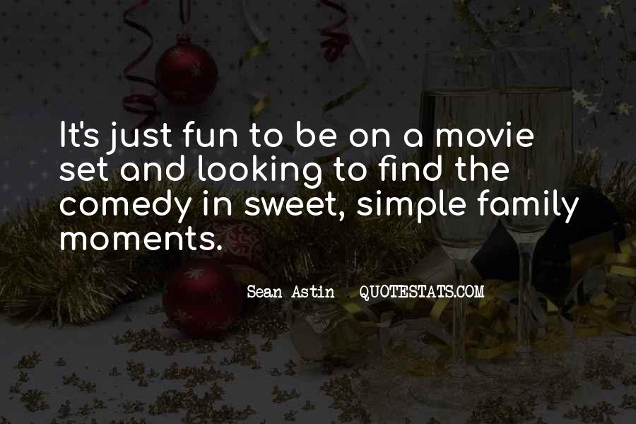 Quotes About Moments With Family #329968