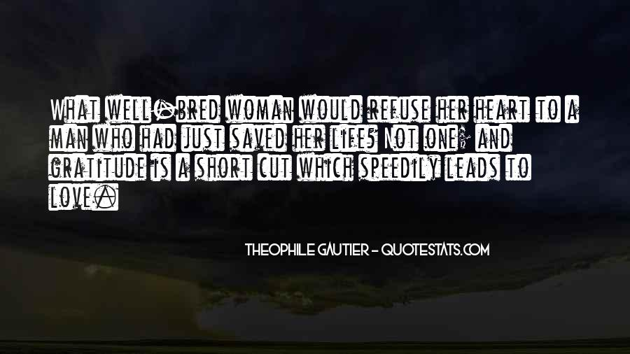 Quotes About A Life Cut Short #1117572
