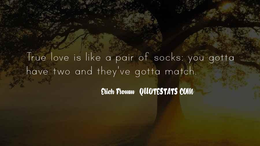 Quotes About True Match #534043