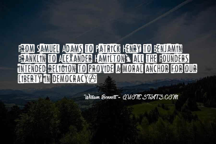 Quotes About Samuel Hamilton #1510435