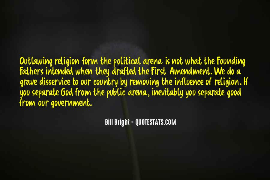 Quotes About Religion From The Founding Fathers #1697713