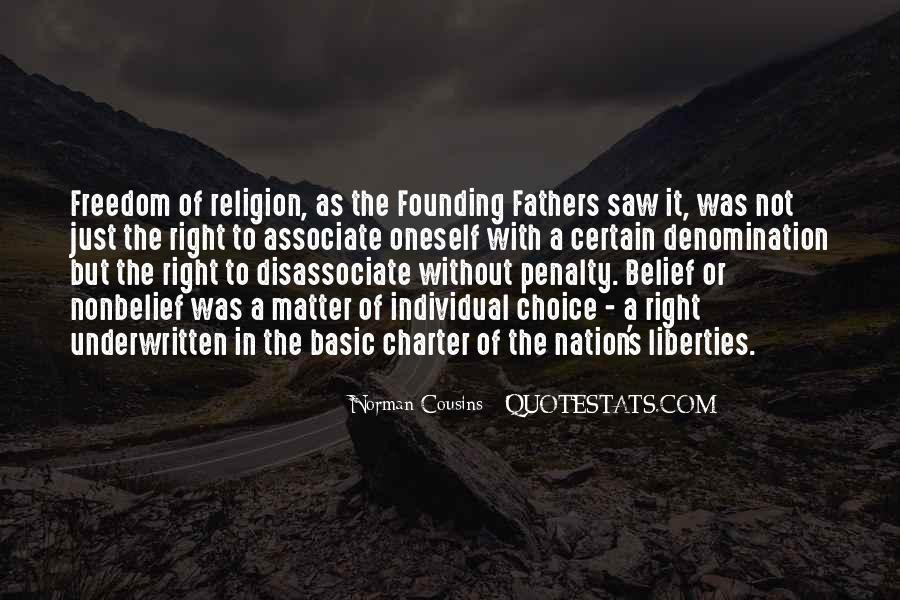Quotes About Religion From The Founding Fathers #1732462