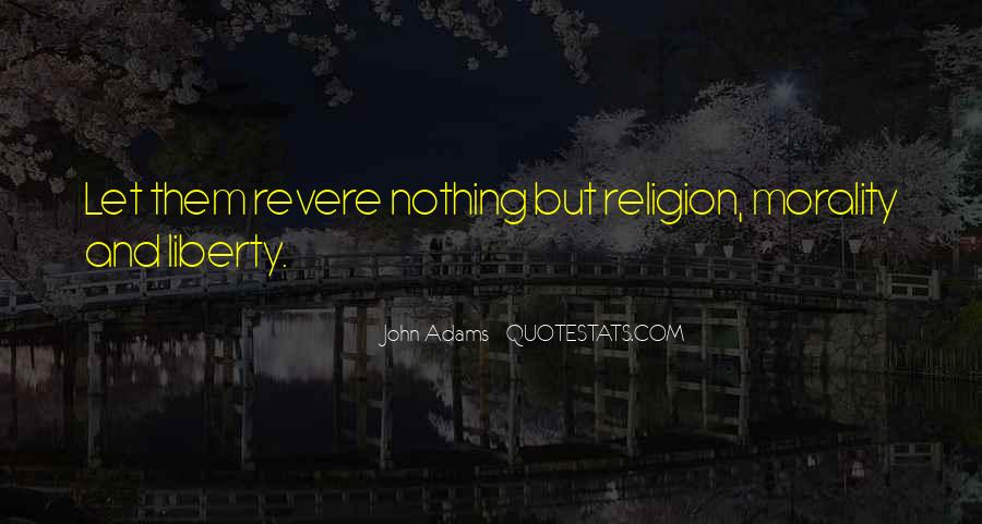Quotes About Religion From The Founding Fathers #31559