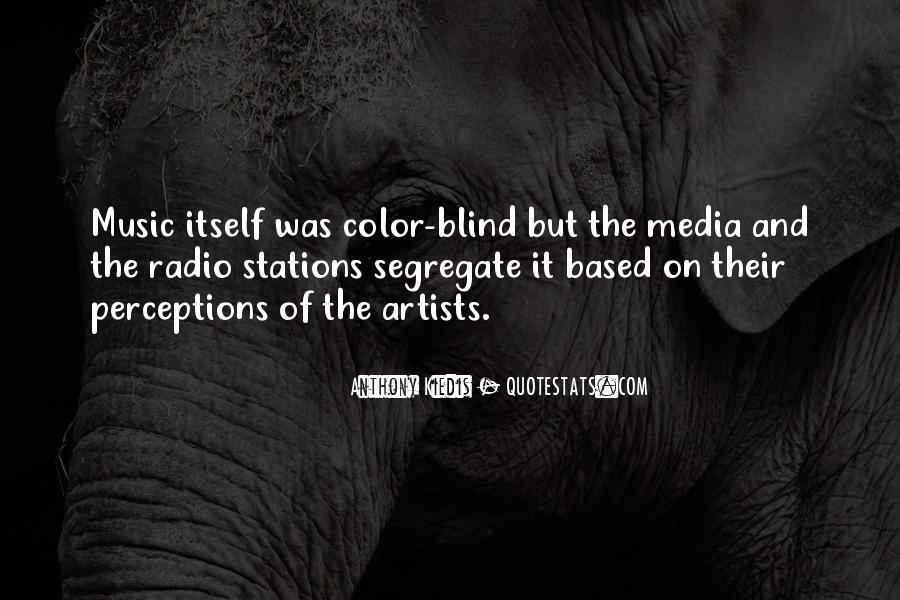 Quotes About Color Artists #1669673