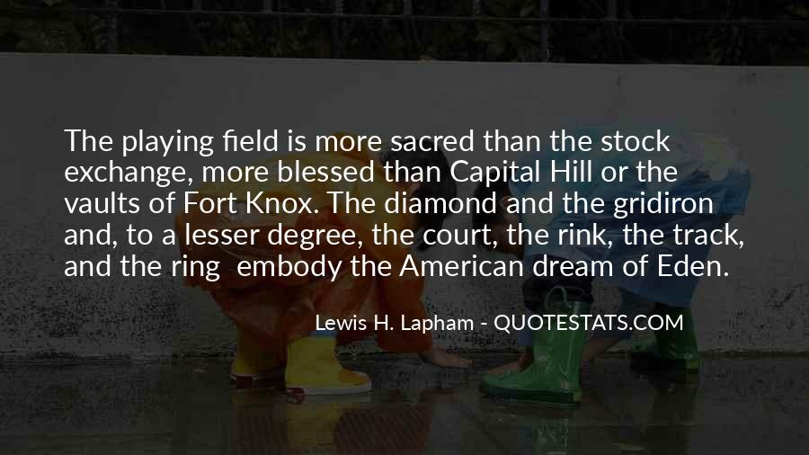 Quotes About Fort Knox #962028