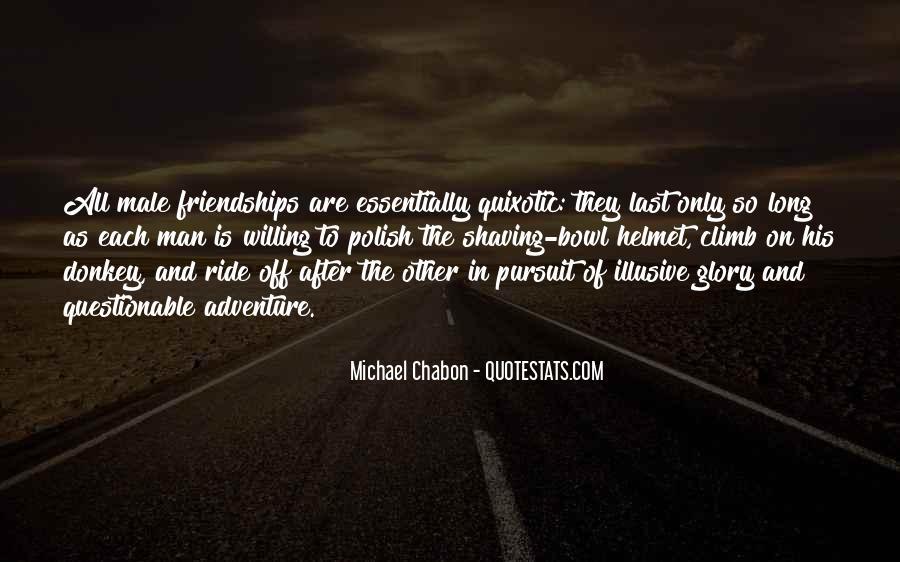 Quotes About Quixotic #1025531