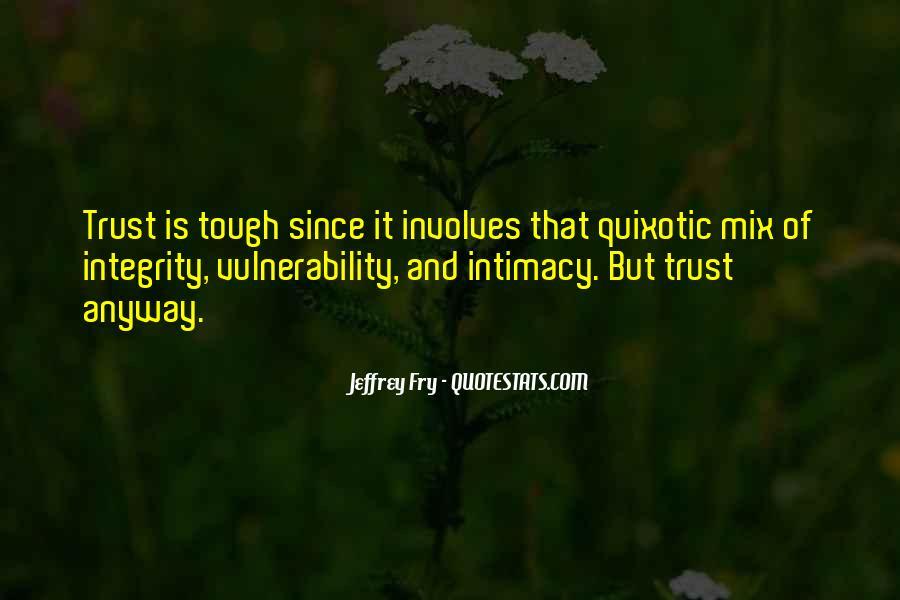 Quotes About Quixotic #1050054